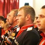 отчетный сбор Майкопского Казачьего отдела Кубанского Казачьего Войска