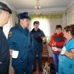 Белоренченск, рейд