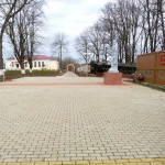 Белореченск, Пшехская, По братским могилам топчутся