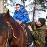 Белореченск, конные прогулки для особенных людей