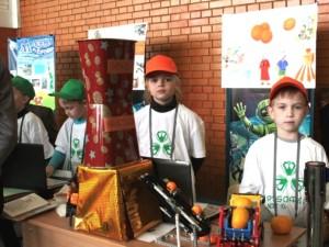 Команда «Акванавты» представляла завод по безотходной переработке цитрусовых