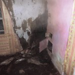Белореченск, пожар