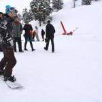 Еврохим, катание на сноуборде