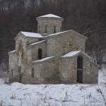 Архыз, Средний храм
