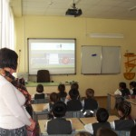 Белореченск, занятия по ПДД со школьниками