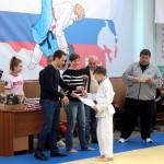открытое  Первенство МО Белореченский район по дзюдо