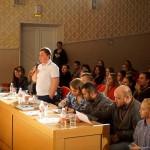Белореченск. В этапе краевой Школьной Лиги КВН приняли участие 5 команд