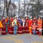 Белореченск, Масленичные гуляния