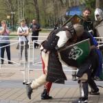 Белореченск, Весеннее Беловодье 2016, историческое фехтование