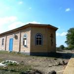 храм в процессе реконструкции