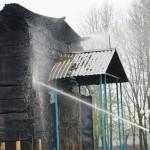 Белореченск, Пшехская, Храм, Пожар