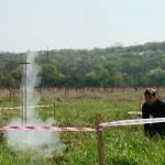 Белореченск, ракетное моделирование