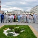 ЕвроХим, визит студентов МГТИ