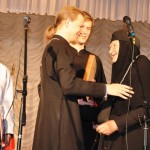 Белореченск, Отец Алексий возвращается в Новосибирск