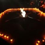 """Белореченск, акция """"Свеча памяти"""""""