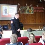 Белореченск, мероприятия в 5 школе ко Дню Победы