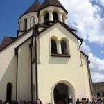 Армянская Апостольская Церковь     Св.Григория Просветителя      отметила год со дня открытия