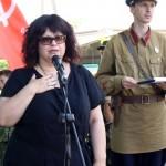 Белореченск, хутор Кубанском , состоялся митинг ,посвященный началу Великой Отечественной войны