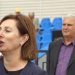 В Белореченске стартовали соревнования по стритболу