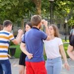 Белореченск, подготовка к выпускному балу