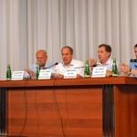 В Мостовском районе состоялась конференция с субъектами малого и среднего предпринимательства
