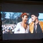 Белореченск, летний кинозал