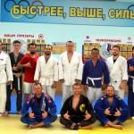 в г.Белореченске состоялся учебно-тренировочный семинар по темам Бразильское джиу-джитсу/лута ливре