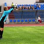 Белореченск, финал футбол