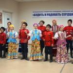 Белореченск, Отчет атамана Белореченского районного казачьего общества