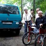 Белореченск, особенные люди, с  казаками на природу