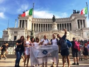 ЕвроХим, молодые специалисты в Италии, Рим