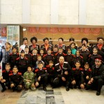 День Кубанского казачества в Майкопском отделе