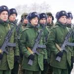 Присяга Белореченцев