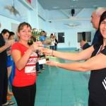 ЕвроХим, соревнования по плаванию