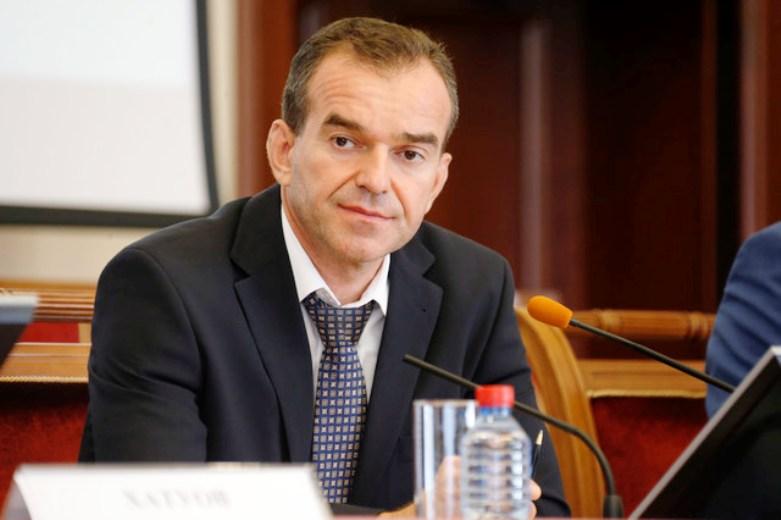Кондратьев стал первым губернатором, с которым Путин встретился после инаугурации