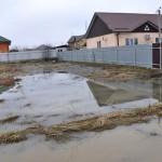 Белореченск, затопление Полевая