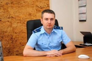 Белореченский межрайонный прокурор Мурат Рамазанович Тамазов