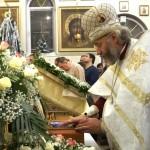 Белореченк, Рождество в Свято-Успенском Храме
