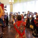 Белореченск, Творческий проект – отчет «Забавы Кубанского куреня»