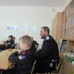 Белореченск, казачий урок