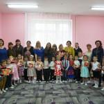 Белореченск, 8-е марта, Мамин День , детсад 16