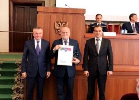 Белореченский район в числе лидеров