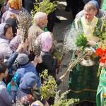 Вербное Воскресенье в Белореченске