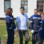 Сотрудники ЕвроХим-БМУ приняли участие в высадке саженцев