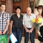 Работники ООО «ЕвроХим-БМУ» приняли участие в торжествах ко Дню Великой Победы