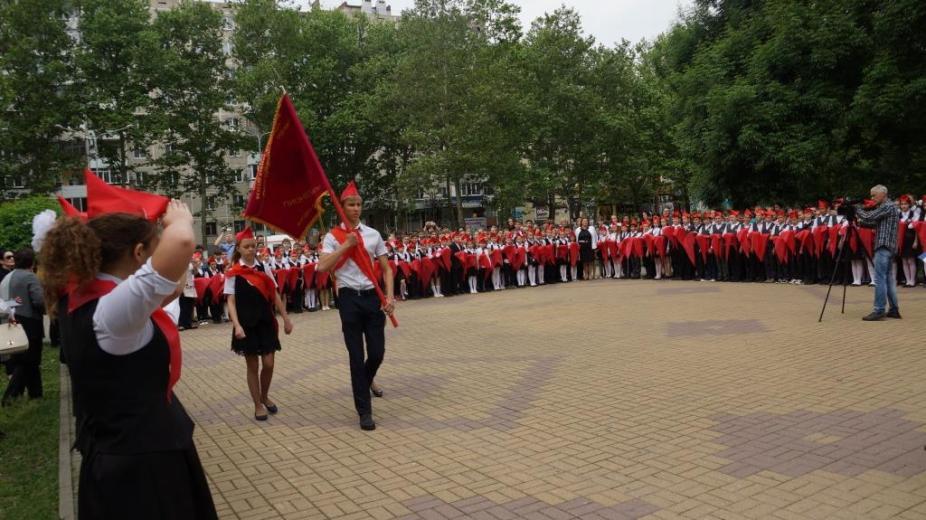 День Пионерии в Белореченске