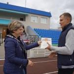 соревнования между командами сельских поселений Белореченского района