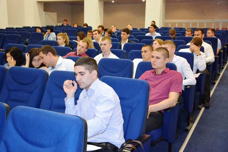 На ЕвроХим-БМУ прошла 11 научно-техническая конференция молодых специалистов
