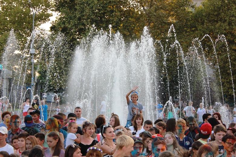 Белореченск: День Города — 2017