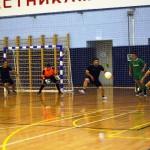 соревнования по мини-футболу в зачёт спартакиады химиков